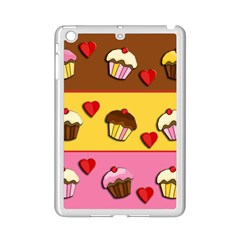 Love Cupcakes Ipad Mini 2 Enamel Coated Cases by Valentinaart
