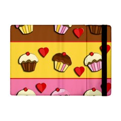 Love Cupcakes Ipad Mini 2 Flip Cases by Valentinaart