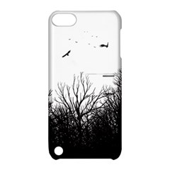 Dark Forest Apple Ipod Touch 5 Hardshell Case With Stand by Brittlevirginclothing