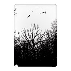 Dark Forest Samsung Galaxy Tab Pro 10 1 Hardshell Case by Brittlevirginclothing