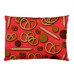 Bakery Pillow Case (two Sides)