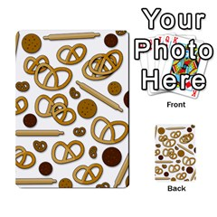 Bakery 3 Multi Purpose Cards (rectangle)  by Valentinaart
