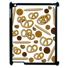Bakery 3 Apple Ipad 2 Case (black) by Valentinaart