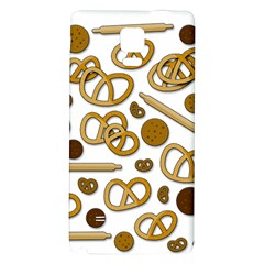 Bakery 3 Galaxy Note 4 Back Case by Valentinaart