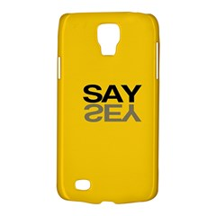 Say Yes Galaxy S4 Active by AnjaniArt
