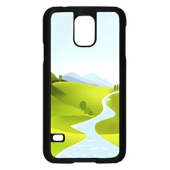 Scenery Samsung Galaxy S5 Case (black)