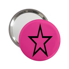 Star 2 25  Handbag Mirrors by AnjaniArt