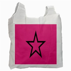 Star Recycle Bag (two Side)