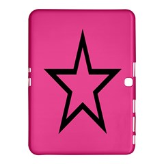 Star Samsung Galaxy Tab 4 (10 1 ) Hardshell Case  by AnjaniArt