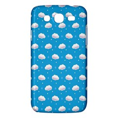 Seamless Fluffy Cloudy And Sky Samsung Galaxy Mega 5 8 I9152 Hardshell Case