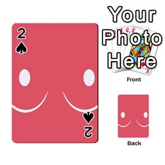 Sign Playing Cards 54 Designs