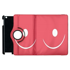 Sign Apple Ipad 3/4 Flip 360 Case by AnjaniArt