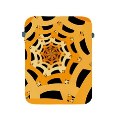 Spider Helloween Yellow Apple Ipad 2/3/4 Protective Soft Cases