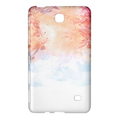 Faded Pink Nature  Samsung Galaxy Tab 4 (8 ) Hardshell Case  by Brittlevirginclothing