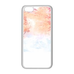 Beautiful Faded Nature  Apple Iphone 5c Seamless Case (white) by Brittlevirginclothing