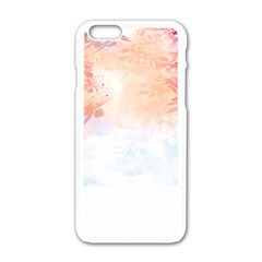 Beautiful Faded Nature  Apple Iphone 6/6s White Enamel Case by Brittlevirginclothing