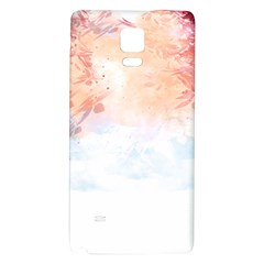 Beautiful Faded Nature  Galaxy Note 4 Back Case