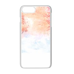 Beautiful Faded Nature  Apple Iphone 7 Plus White Seamless Case by Brittlevirginclothing