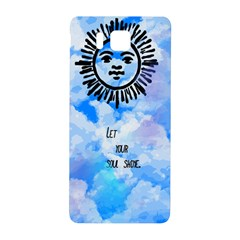 Let Your Sun Shine  Samsung Galaxy Alpha Hardshell Back Case by Brittlevirginclothing