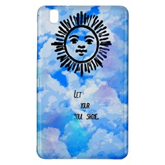Let Your Sun Shine  Samsung Galaxy Tab Pro 8 4 Hardshell Case by Brittlevirginclothing