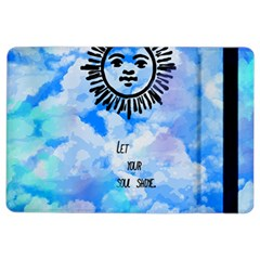 Let Your Sun Shine  Ipad Air 2 Flip by Brittlevirginclothing