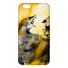 Wild Wolf Iphone 6 Plus/6s Plus Tpu Case by Brittlevirginclothing