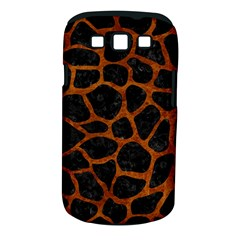 Skin1 Black Marble & Brown Marble (r) Samsung Galaxy S Iii Classic Hardshell Case (pc+silicone) by trendistuff
