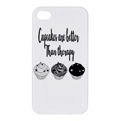 Cupcakes  Apple Iphone 4/4s Premium Hardshell Case by Brittlevirginclothing