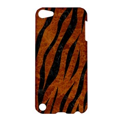 Skin3 Black Marble & Brown Marble (r) Apple Ipod Touch 5 Hardshell Case by trendistuff