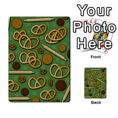Bakery 4 Multi Purpose Cards (rectangle)  by Valentinaart