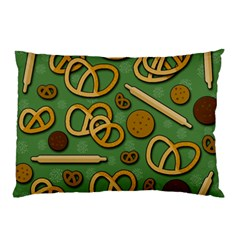 Bakery 4 Pillow Case by Valentinaart