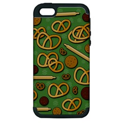 Bakery 4 Apple Iphone 5 Hardshell Case (pc+silicone) by Valentinaart
