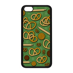 Bakery 4 Apple Iphone 5c Seamless Case (black) by Valentinaart