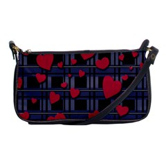 Decorative Love Shoulder Clutch Bags