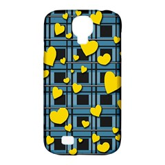 Love Design Samsung Galaxy S4 Classic Hardshell Case (pc+silicone) by Valentinaart