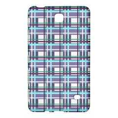 Decorative Plaid Pattern Samsung Galaxy Tab 4 (7 ) Hardshell Case  by Valentinaart