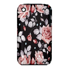 Vintage Colorful Flower  Iphone 3s/3gs by Brittlevirginclothing