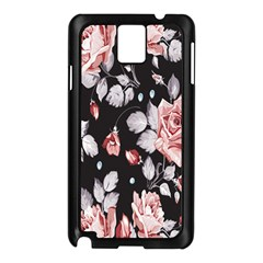 Vintage Colorful Flower  Samsung Galaxy Note 3 N9005 Case (black) by Brittlevirginclothing