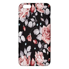Vintage Colorful Flower  Iphone 6 Plus/6s Plus Tpu Case by Brittlevirginclothing