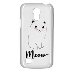 Cute Kitty  Galaxy S4 Mini