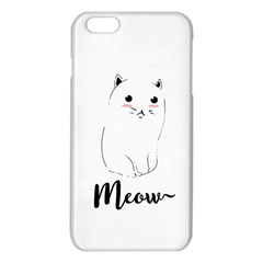Cute Kitty  Iphone 6 Plus/6s Plus Tpu Case by Brittlevirginclothing