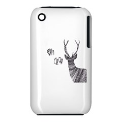 Oh Dear  Iphone 3s/3gs by Brittlevirginclothing