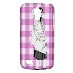 Cute Anime Girl  Galaxy S4 Mini by Brittlevirginclothing
