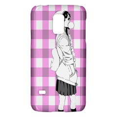 Cute Anime Girl  Galaxy S5 Mini by Brittlevirginclothing