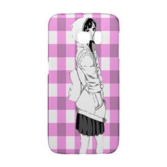 Cute Anime Girl  Galaxy S6 Edge by Brittlevirginclothing
