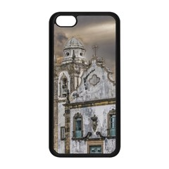 Exterior Facade Antique Colonial Church Olinda Brazil Apple Iphone 5c Seamless Case (black) by dflcprints