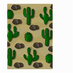 Cactuses Small Garden Flag (two Sides)