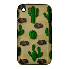 Cactuses Iphone 3s/3gs by Valentinaart