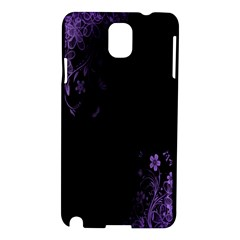 Beautiful Lila Flower  Samsung Galaxy Note 3 N9005 Hardshell Case by Brittlevirginclothing