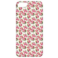 Gorgeous Pink Flower Pattern Apple Iphone 5 Classic Hardshell Case by Brittlevirginclothing